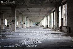 Michigan Central Station in Detroit, MI detroit photographer michigan central station mcs 3