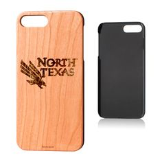 North Texas Mean Green Cherry Wood iPhone 7 Plus Case - $23.99