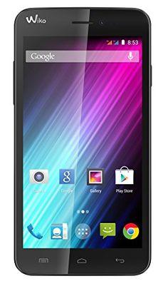Wiko Lenny Smartphone débloqué 3G+ (Ecran : 5 pouces - 4 Go - Android 4.4 KitKat) Noir Wiko http://www.amazon.fr/dp/B00M9ACL7E/ref=cm_sw_r_pi_dp_w7g6vb1TV2FHD