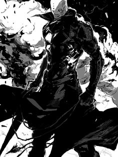 TEGAKI Blog - - tkki's Blog Manga Drawing, Manga Art, Anime Art, Character Concept, Character Art, Concept Art, The Ancient Magus, Cyberpunk Art, Creepy Art