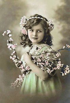 Free Images: Adorable Victorian Girls
