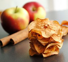 Bake your own Apple Chips