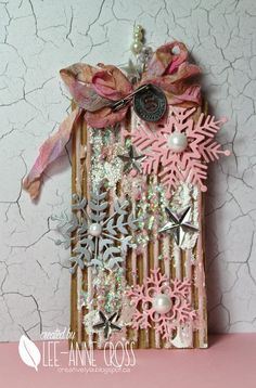 Day Six - Tag by Lee-Anne (Guest Designer)