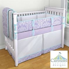My Carousel Designs Custom Baby Bedding