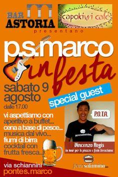 P.S.Marco in Festa http://www.panesalamina.com/2014/27665-p-s-marco-in-festa.html