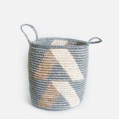 Hillside Woven Storage Basket