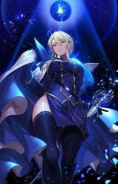 197 Best Artoria Pendragon (Lancer) images in 2020   Anime. Fate stay night. Arturia pendragon