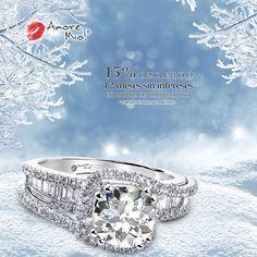 Anillo de Oro Blanco 18kt SKU: WG1830199 Diamante Round 1.04 quilates. Color-E, Claridad VVS1 Laboratorio - GIA-DGC, SKU Diamante: 91389, Piedras Laterales: 0.76 carats, Precio: $ 194,546.37 pesos M.N *Consulte términos y condiciones.