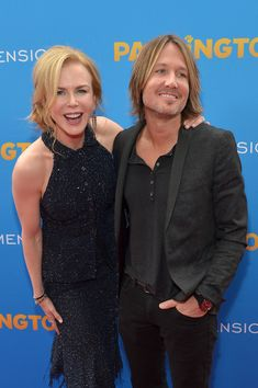 "Keith Urban Photos: TWC-Dimension Presents The Premiere Of ""Paddington"" - Red…"