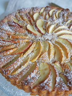 Apple Recipes, Raw Food Recipes, Baking Recipes, Cake Recipes, Dessert Recipes, Sweet Cooking, Everyday Food, Cookie Desserts, No Bake Cake