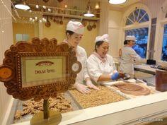 English Toffee Making at Candy Palace