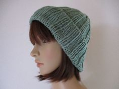 Beanie, Knitted Hats, Knitting, Fashion, Headboard Cover, Knitting And Crocheting, Patterns, Moda, Tricot