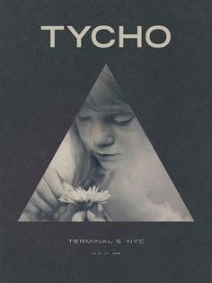 Official poster designed by Scott Hansen (Tycho / ISO50