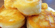 Placuszki lepsze od pączków - nie opadną po smażeniu i zjesz je ze smakiem na zimno!