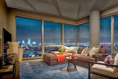 Super coupleGisele Bundchen and Tom Brady are reportedly spending $14 million on a New York condo on the 47th floor of the One Madison Park glass tower. Description from luxurylifedesign.blogspot.com. I searched for this on bing.com/images