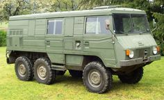 Steyr Puch Pinzgauer 712 M Steyr, Army Vehicles, Armored Vehicles, Hors Route, Utility Truck, Armored Truck, Bug Out Vehicle, Military Surplus, Oshkosh Military