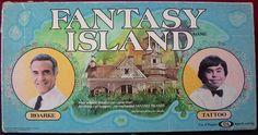 IDEAL: 1978 Fantasy Island Game #Vintage #Games
