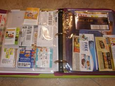 Couponing 101 – How To Organize Your Coupons