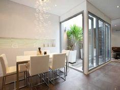 Internal lightwell / courtyard