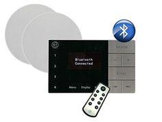 Systemline E100 FM DAB Radio & Bluetooth System with Qi65…