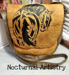 A personal favorite from my Etsy shop https://www.etsy.com/listing/261153264/cowgirl-horse-saddle-bag-purse
