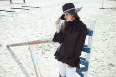 back to black  Fall Winter compaign byCabo
