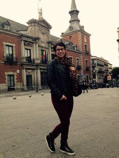 Paseando por las calles de Madrid