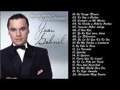 Juan Gabriel - Mis Número 1...40 Aniversario ( Album Completo )