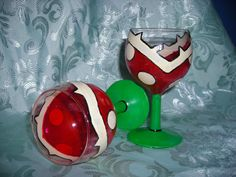Piranha Plant Glasses!