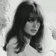 Jean Shrimpton e o cabelo mais lindo dos anos 60
