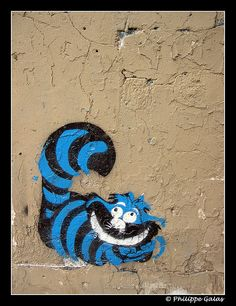Street art (Paris) street art Graffiti in Paris Street Art Utopia, Murals Street Art, 3d Street Art, Street Art Graffiti, Street Artists, Kitsch, Chesire Cat, Best Graffiti, Street Art Photography