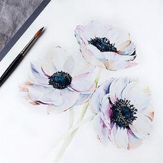 "Gefällt 5,087 Mal, 5 Kommentare - Watercolor illustrations 🎨 (@watercolor.illustrations) auf Instagram: ""🎨 Watercolorist: @mediajamshidi #waterblog #акварель #aquarelle #drawing #art #artist #artwork…"""