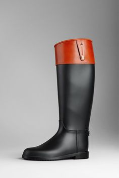 You'll want rain shoes when puddles start forming around campus