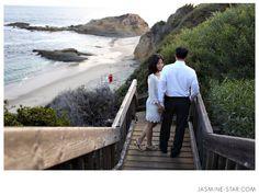 Laguna Beach Engagement : Rodhelen+David - Jasmine Star Photography Blog