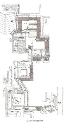 大西麻貴+百田有希:东京螺旋住宅