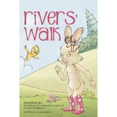 I definitely want to check this out...a book about a rabbit who finds out how much better it is when she wears her hearing aids!
