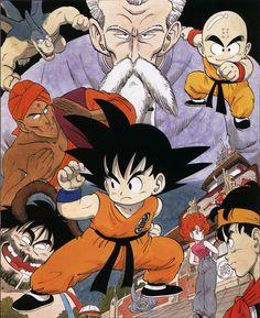 Edición 20 aniversario de Dragon Ball - manga