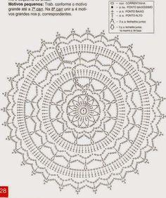 ↦ Crochet string rug - Learn how to make amazing model.