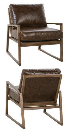 The Wixby Chair is the perfect venue for sidling up to a relaxed sitting experience. We fell for its cool mid-century ambiance and noted the generously padded cushions, which are separate, yet fit toge...  Find the Wixby Chair, as seen in the The Pioneer of Modern Art Collection at http://dotandbo.com/collections/the-pioneer-of-modern-art?utm_source=pinterest&utm_medium=organic&db_sku=117635