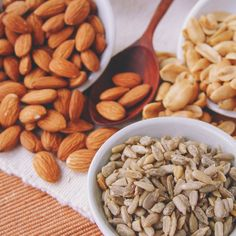 Top 15 Vitamin E Foods & Their Benefits by @draxe