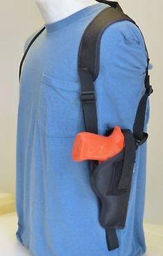 Gun Shoulder Holster For Ruger Sr22 22 Auto Pistol Vertical Carry