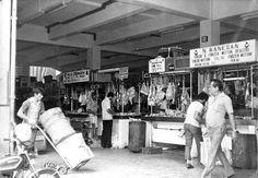 Tekka market - 1982