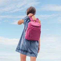 Travel Backpack Pacsafe Citysafe Antitheft backpack for globe trotters #travelgirl #travelbackpack #travel #wanderlust #backpack