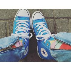 New blog online about #mystyle Finally it is spring in Berlin! @converse #chucks #chucktaylor