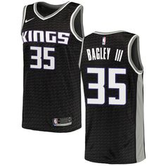 7b3e5e87864 Nike Kings #35 Marvin Bagley III Black Youth NBA Swingman Statement Edition  Jersey. Owendorothy · Youth Jerseys · Los Angeles Lakers ...