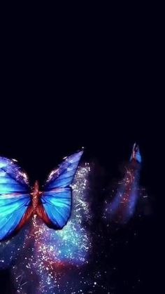 Butterfly Gif, Butterfly Wallpaper, We Heart It Wallpaper, Cool Illusions, Gifs, Cartoon As Anime, Mehndi Images, Beautiful Nature Scenes, Cute Animal Photos