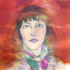 nuvem- ilustração bruna ribeiro  no blog www.brunaribeiro.com/blog