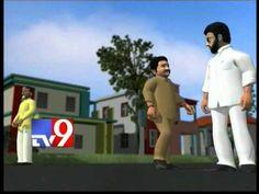 Vikatakavi - Satire on Jr.NTR's political status