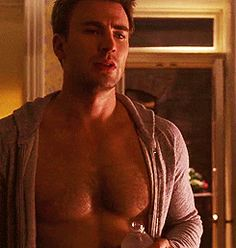 I mean, he was shirtless often in that movie... What's Your Number?