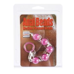 Anal Beads Medium 5 beads - buy now- http://store.paulinaboutique.com/ANAL_BEADS_MED_ASST_COLORS-details.aspx
